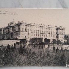Fotografía antigua: PALACIO REAL, MADRID. FOTOTIPIA HAUSER Y MENNET . Lote 135323366