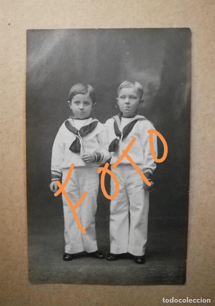 Antigua Alfonso Fotografía De Rey Postal Unión Xiii hijos BorbónInfante principe vmONy8n0w
