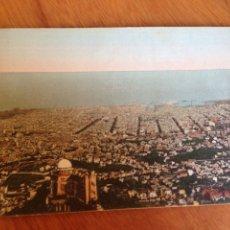 Fotografía antigua: TARJETA POSTAL - PAISAJE DE BARCELONA. Lote 138625054