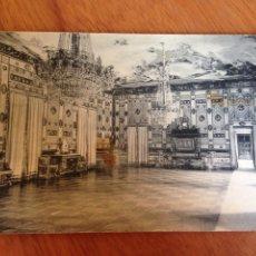 Fotografía antigua: ARANJUEZ: REAL CASA DEL LABRADOR , SALÓN DE BAILE. Lote 138813826