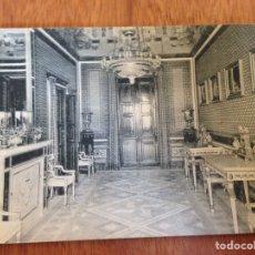 Fotografía antigua: ARANJUEZ: CASA DEL LABRADOR, ANTE CÁMARA DEL PLATINO.. Lote 138818978