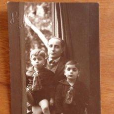Fotografía antigua: TARJETA POSTAL - UNIÓN UNIVERSAL DE CORREOS. Lote 138825096