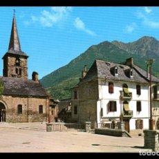 Fotografía antigua: BOSOST (VALLE DE ARAN) Nº 27 IGLESIA ROMANICA.. Lote 138887058