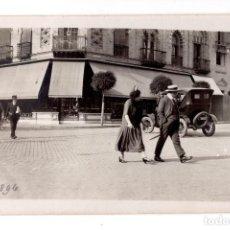 Fotografía antigua: SEVILLA.- ESCENA COTIDIANA DE SEVILLA TOMADA POR UN VIAJERO TURISTA. POSTAL FOTOGRAFICA C.1925. Lote 139664710