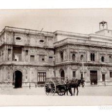 Fotografía antigua: SEVILLA.- C.1925 FOTO DE MUNICIPIO. FOTO TOMADA POR TURISTA ITALIANO.. Lote 139748602
