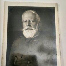 Fotografía antigua: FOTOGRAFÍA POSTAL DE MIGUEL CABANELLAS FERRER.. Lote 139766874