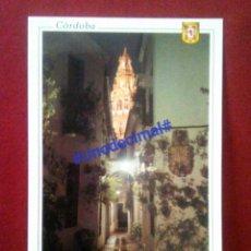 Fotografía antigua: TARJETA POSTAL: CALLEJA DE LAS FLORES, CÓRDOBA. Lote 140394102