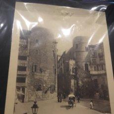 Alte Fotografie - Fotografia antigua plaza nueva Barcelona arxiu Mas - 140630950