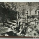 Fotografía antigua: OLOT FUENTE MÁXIMA Nº42 10 X 15 FOTOGRAFIA POSTAL FOTÓGRAFO J.CEBOLLERO. Lote 140731378