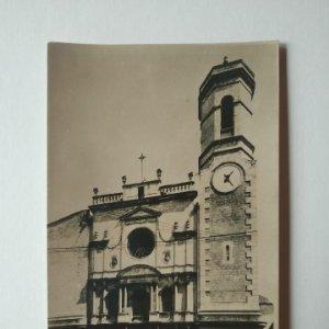 OLOT Iglesia parroquial nº46 10 x 15 Fotografia postal