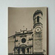 Alte Fotografie - OLOT Iglesia parroquial nº46 10 x 15 Fotografia postal - 140731762