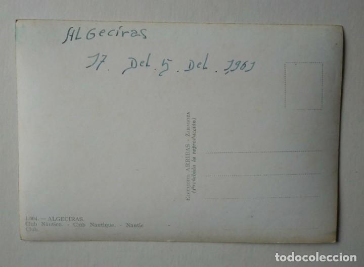 Fotografía antigua: ALGECIRAS Mayo de 1961 - Foto 2 - 140878110