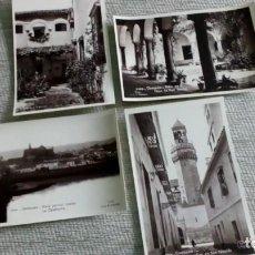 Fotografía antigua: 4 TARJETAS POSTALES ANTIGUAS DE CÓRDOBA. Lote 143740414
