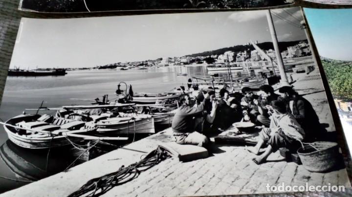 Fotografía antigua: 6 tarjetas postales antiguas... - Foto 2 - 143760210