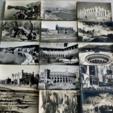 Fotografía antigua: LOTE DE 15 TARJETAS POSTALES ANTIGUAS EDIC. TRUYOL. DE MALLORCA.... Lote 143761810
