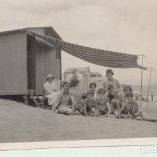 Fotografía antigua: FOTOGRAFÍA (6X11,5) AL DORSO, LAS PALMAS, 1938. Lote 144978824