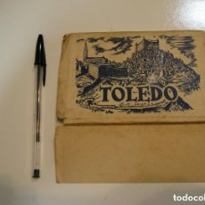 Fotografía antigua: LLIBRITO CON 12 POSTALES DE TOLEDO .GUERRA CIVIL ESPAÑOLA. GENERAL MOSCARDO. 1939 FOTOS RODRIGUEZ. Lote 145014426