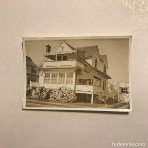 Nuestra pequeña cabaña en Atlantic Park, 1938