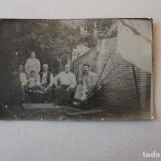 Fotografía antigua: POSTAL FOTOGRÁFICA A IDENTIFICAR. Lote 146739434
