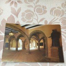 Fotografía antigua: TARJETA POSTAL RUBIELOS DE MORA TERUEL. Lote 147470012