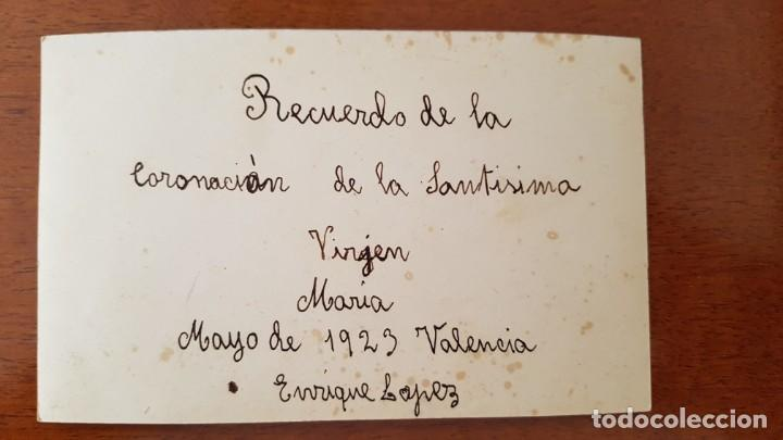 Fotografía antigua: Postal recuerdo 1923 - Foto 2 - 147623518