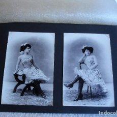 Fotografía antigua: ESPLUGAS: DOS POSTALES FOTOGRÁFICAS (FINALES DEL XIX O PPOS DEL XX). Lote 147659406