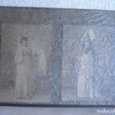 Fotografía antigua: ESPLUGAS: DOS POSTALES FOTOGRÁFICAS (FINALES DEL XIX O PPOS DEL XX). Lote 147659922