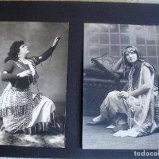 Fotografía antigua: ESPLUGAS: DOS POSTALES FOTOGRÁFICAS (FINALES DEL XIX O PPOS DEL XX). Lote 147660658