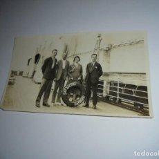 Fotografía antigua: FOTOGRAFIA VIAJE EN EL CAP ARCONA CRUCERO OCEANICO DE LUJO ALEMAN HAMBURGO-SUDAMERICA AÑOS 20-30. Lote 148085814