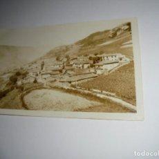 Fotografía antigua: FOTOGRAFIA PUEBLO. Lote 148086750