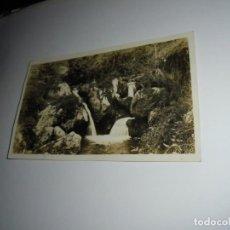 Fotografía antigua: FOTOGRAFIA PEQUEÑAS CASCADAS. Lote 148087350