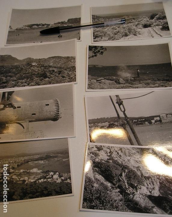 Fotografía antigua: antigua foto fotografia año 1956 Palma (mallorca ) lote de 8 fotos (19) - Foto 2 - 148980390