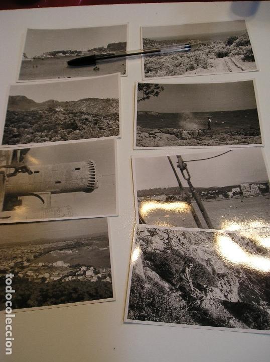 Fotografía antigua: antigua foto fotografia año 1956 Palma (mallorca ) lote de 8 fotos (19) - Foto 3 - 148980390