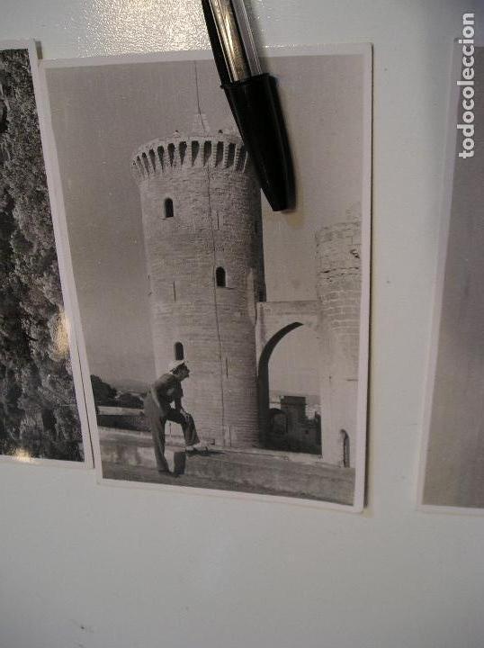 Fotografía antigua: antigua foto fotografia año 1956 Palma (mallorca ) lote de 8 fotos (19) - Foto 8 - 148980390