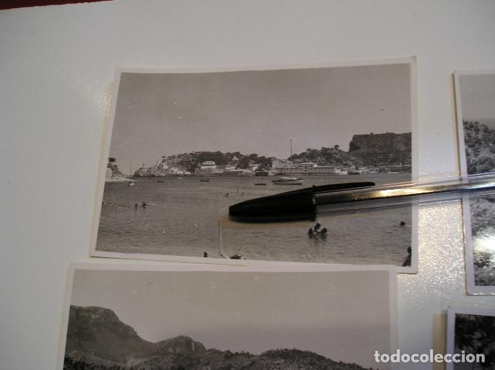 Fotografía antigua: antigua foto fotografia año 1956 Palma (mallorca ) lote de 8 fotos (19) - Foto 4 - 148980390