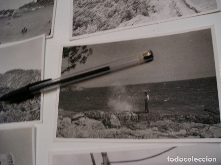 Fotografía antigua: antigua foto fotografia año 1956 Palma (mallorca ) lote de 8 fotos (19) - Foto 7 - 148980390