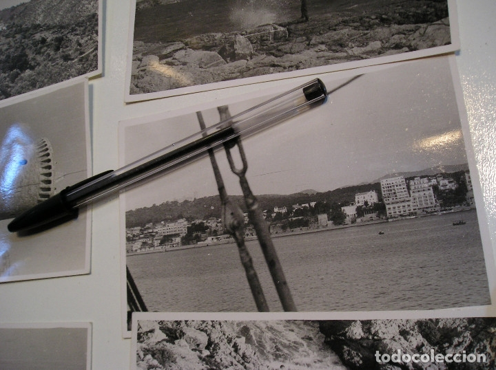Fotografía antigua: antigua foto fotografia año 1956 Palma (mallorca ) lote de 8 fotos (19) - Foto 9 - 148980390