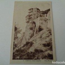 Fotografía antigua: CUENCA. CASAS COLGADAS. FOTO MONJAS. ANTIGUA FOTO POSTAL. . Lote 150224210