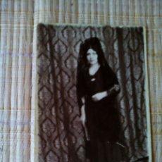 Fotografía antigua: TARJETA POSTAL AÑOS 30. Lote 150291838