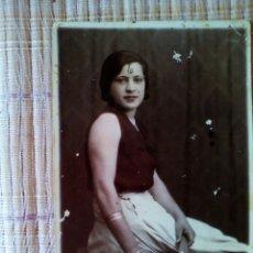 Fotografía antigua: TARJETA POSTAL AÑOS 30. Lote 150293521