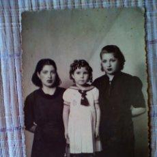 Fotografía antigua: TARJETA POSTAL AÑOS 30. Lote 150294205