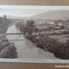 Fotografía antigua: PAMPLONA. BARRIO DE ROCHAPEA. ANTIGUA IMAGEN. FOTO ROISIN.. Lote 150556846