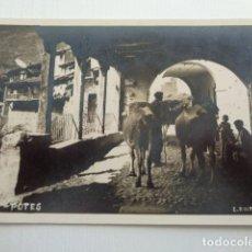 Old photograph - POTES. CANTABRIA. IMAGEN ANTIGUA Y TIPICA. E. BUSTAMANTE. - 150970414