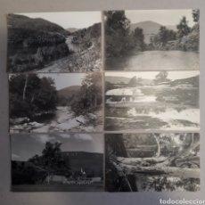 Fotografía antigua: MANCHESTER. LOTE DE 6 FOTOGRAFIAS TARJETAS POSTALES.. Lote 151124257