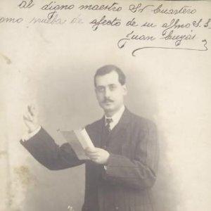 1910 Barcelona Fotógrafo J. Fabregat Barcelona