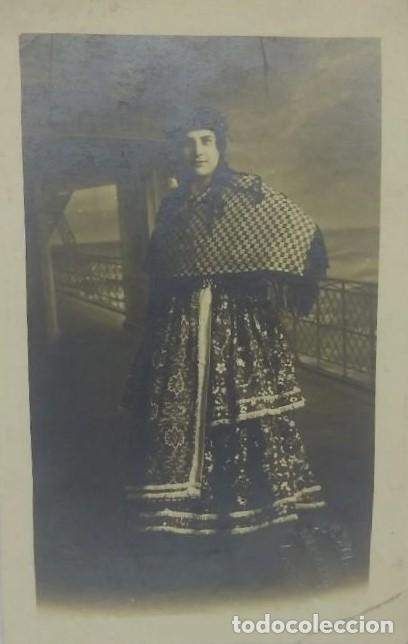 ANTIGUA POSTAL ALOGRAFF (Fotografía Antigua - Tarjeta Postal)