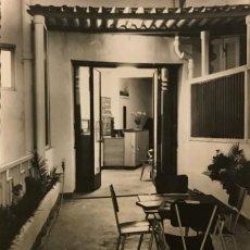 Fotografía antigua: HOTEL RESIDENCE DES CATALANS. 52 PROMENADE DE LA CORNICHE. MARSEILLE 14,7X10,3 CM. Lote 149324394