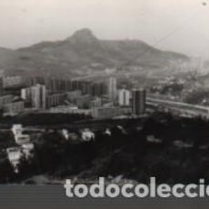 Fotografía antigua: FOTO TAMAÑO POSTAL TORRE BARÒ CIUTAT MERIDIANA TURO MONTCADA ASLAND FABRICA CIMENT. Lote 151500066