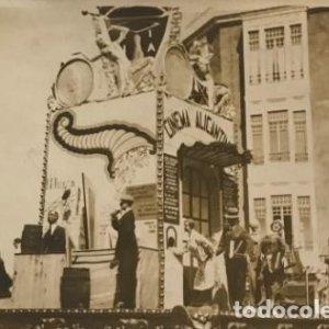 Falla Alicantina. junio 1930