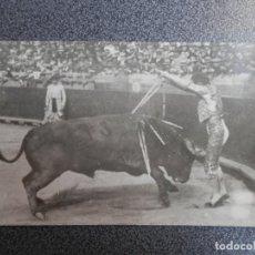 Photographie ancienne: ANTONIO MARQUEZ TORERO POSTAL FOTOGRÁFICA. Lote 152140890